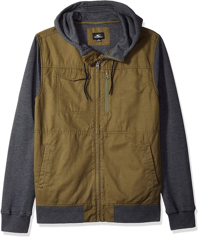 ONEILL Mens Calgary Flacket Fleece Jacket