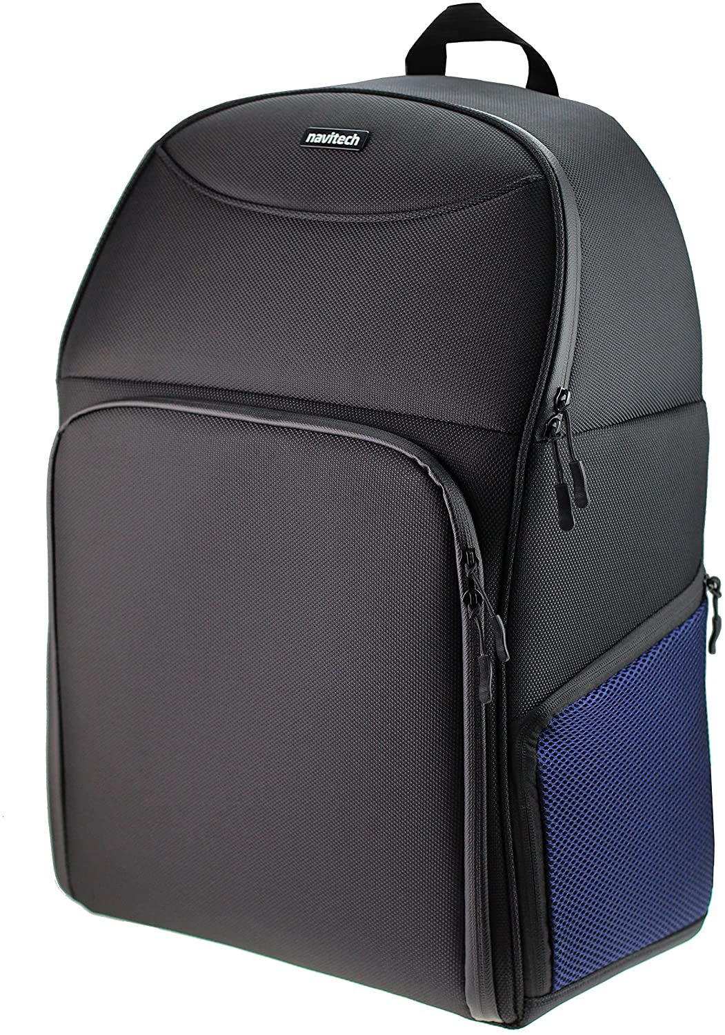 Navitech Black Graphics Tablet Rucksack/Backpack Case/Bag Compatible with The Huion A3