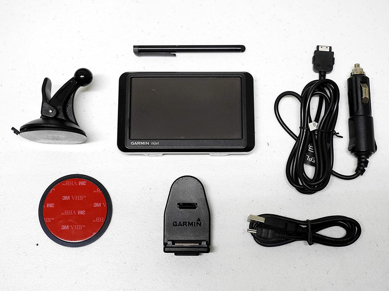 Garmin Nuvi 770 Portable GPS Vehicle Navigation System w/ 4.3