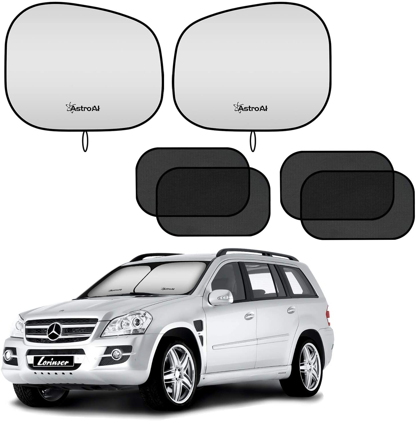 AstroAI Car Window Shade - 20