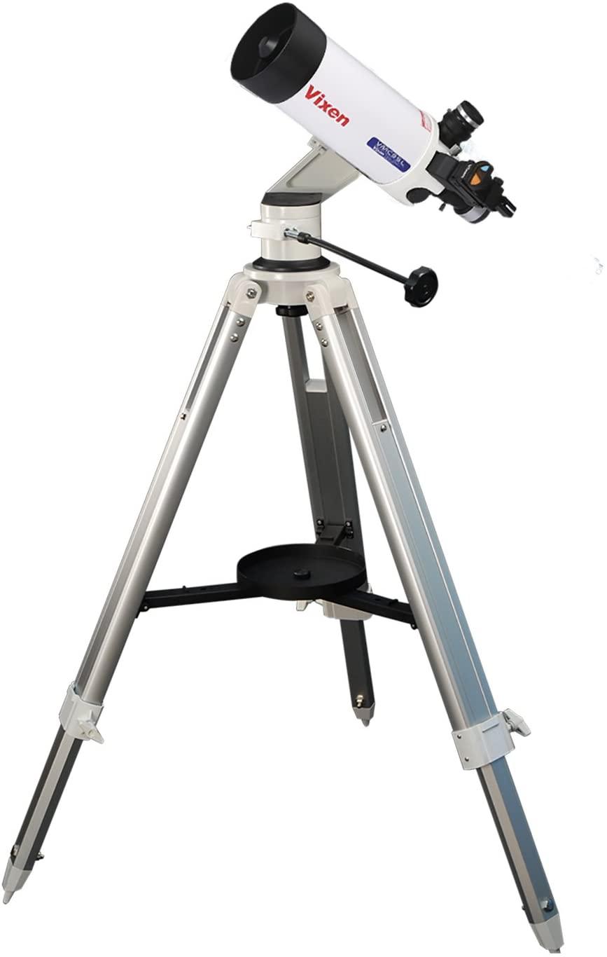 Vixen Optics Porta II Mount Reflector Reflecting Telescope, White (39957)