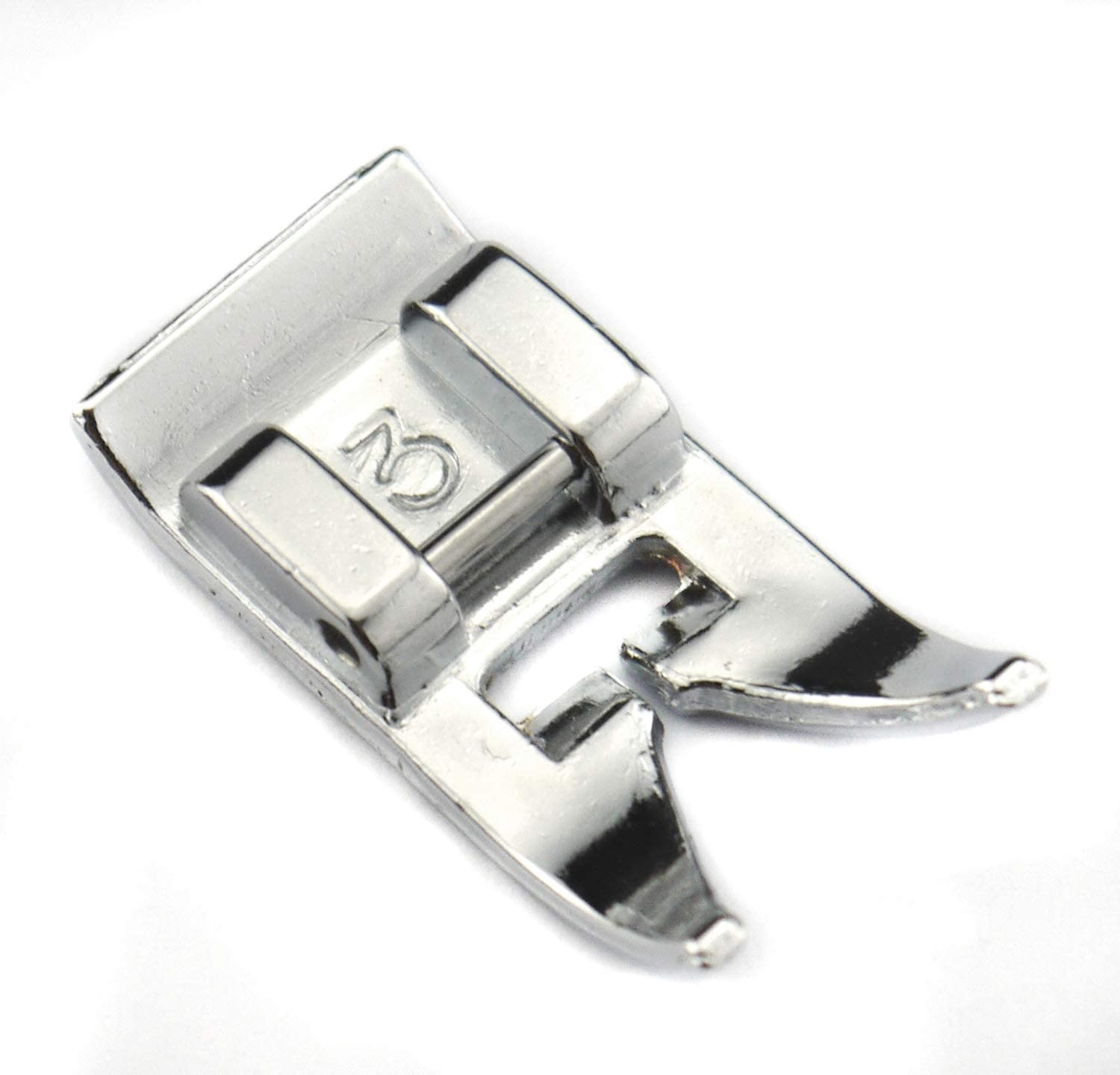 ZIGZAGSTORM 5013-3 Snap On Zig Zag Presser Foot for Babylock,Riccar,Simplicity Sewing Machine