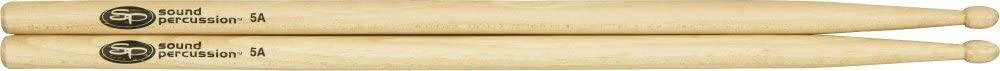 Sound Percussion Labs Hickory Drumsticks - Pair Wood 5A