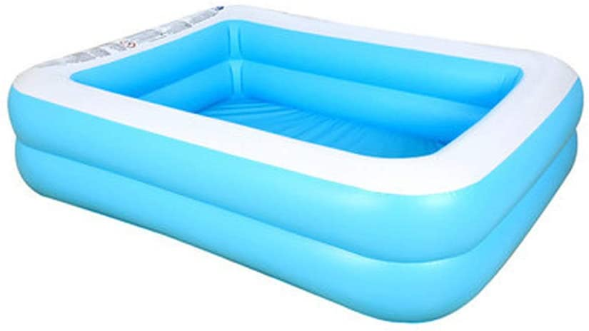 WYYZSS Inflatable Swimming Pools Oversize - PVC Thickened Abrasion Resistant Inflatable Pool - for Kids Adults Swimming Pools for Garden