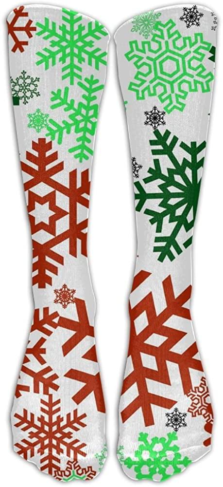 YOIGNG Socks Snowflake Knee High Tube Dresses Liner Cosplay Stockings