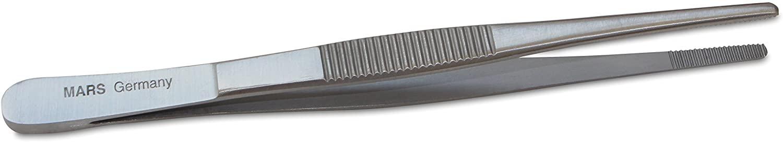 Mars Professional Stainless Steel Anatomical Thumb Tweezers