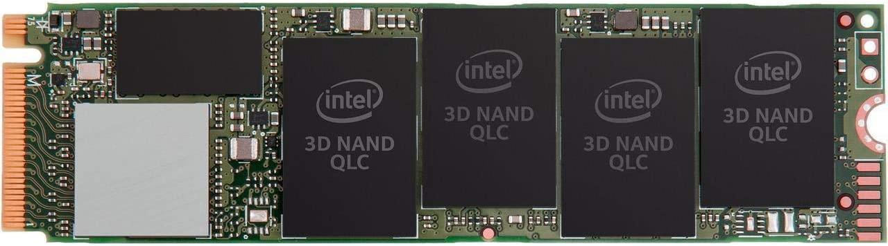Intel 660p 1TB m.2 2280 PCIe Encrypted Internal SSD SSDPEKNW010T8X1