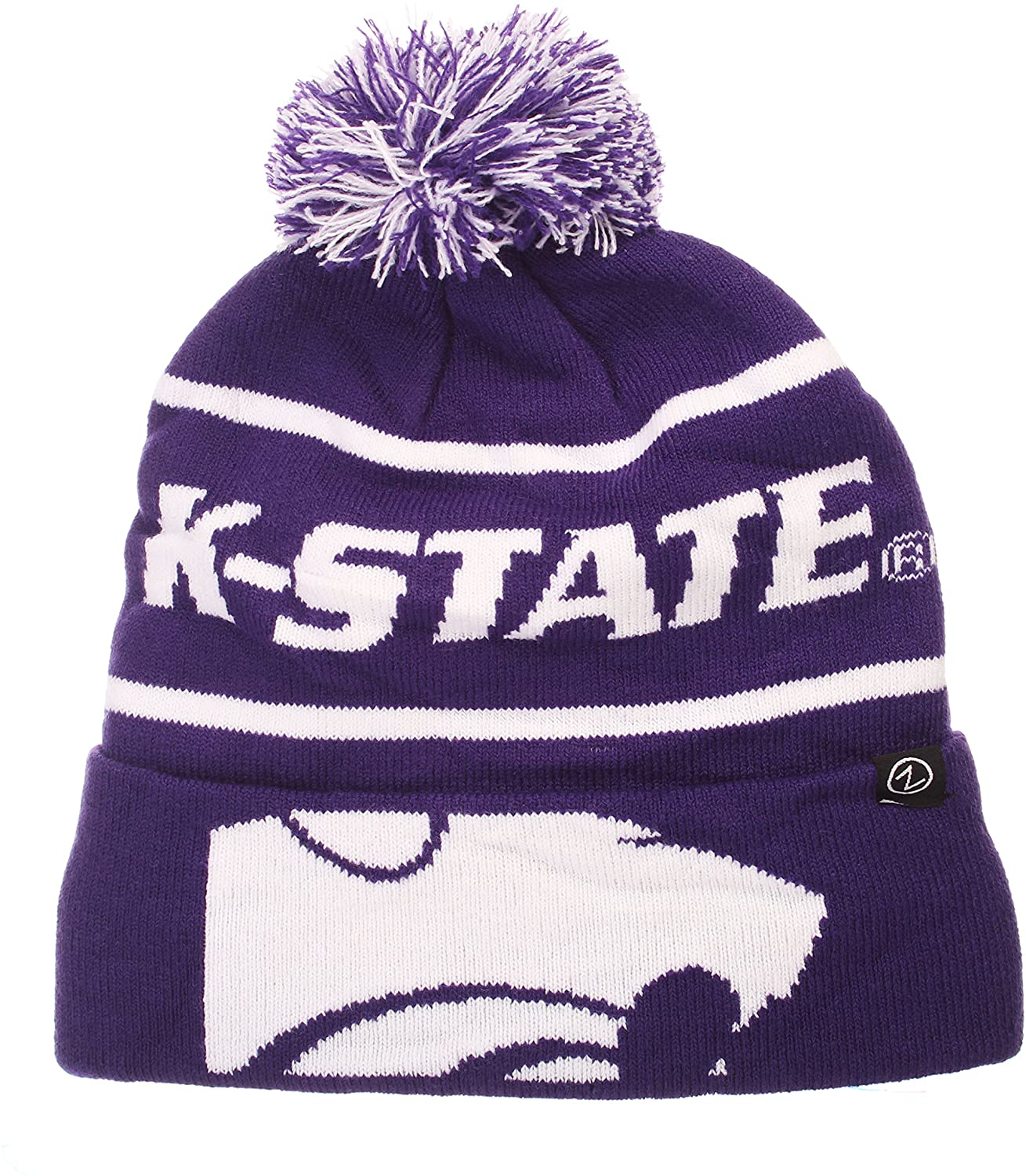 NCAA Zephyr Men's Bandit Knit Beanie Hat