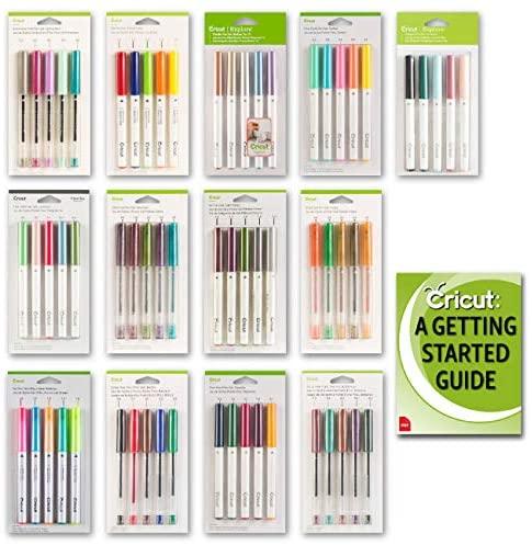 Cricut Ultimate Pen Set Collection Bundle