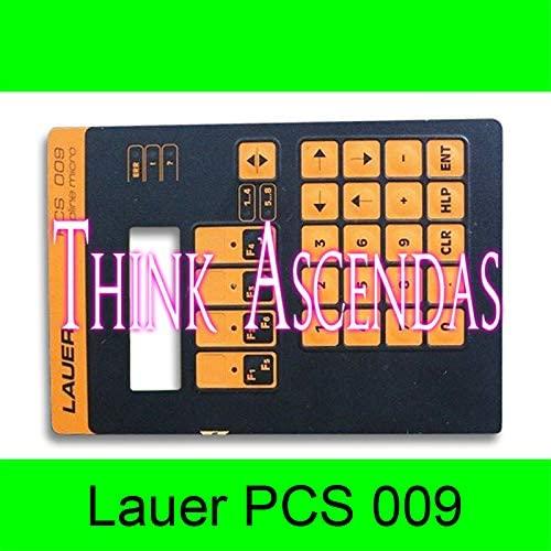 1pcs New PCS 009 Membrane Keypad
