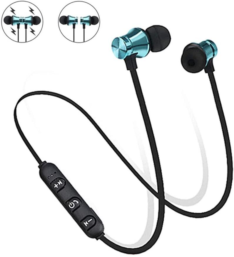 COCLPP Wireless Bluetooth Headphones, Mini Sport Sweatproof Headset , Wireless in-Ear HiFi Bass Stereo Earbuds, Noise Cancelling Earphones w/Mic