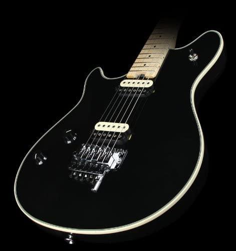 EVH Wolfgang Left Handed Electric Guitar (Black)