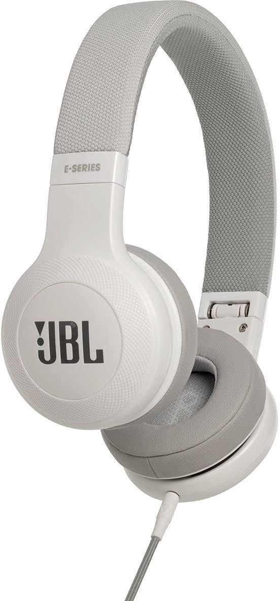JBL JBLE35WHT Harman E35 On-Ear Headphone - White
