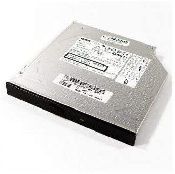 Black USB 2.0 External 24x CD-ROM For Accer One Notebook