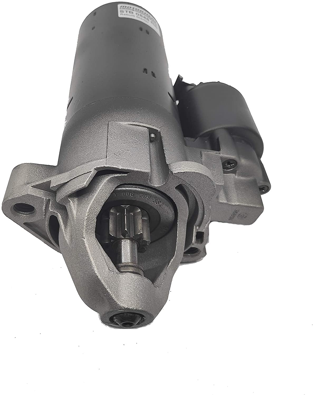 Starter STB0548RB Remanufactured by ATG Certified, 1 Year Warranty