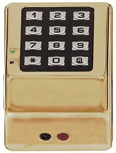 Alarm Lock DK3000-US3 Weatherproof Access Keypad