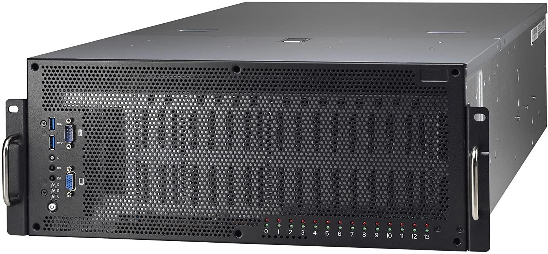 Tyan B7119F77V10E4HR-2T-N Thunder HX FA77-B7119 Dual LGA3647 3000W/4800W 4U Rackmount Server Barebone System Components