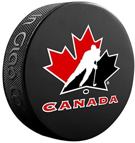 Inglasco NHL Team Canada 510AN000665 Souvenir Puck