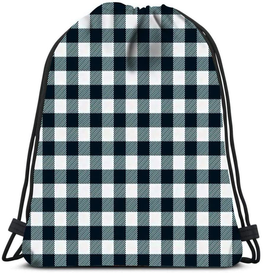 Randell Drawstring Bags Everything Starts Dream Vintage Drawstring Hiking Backpack Gym Bag
