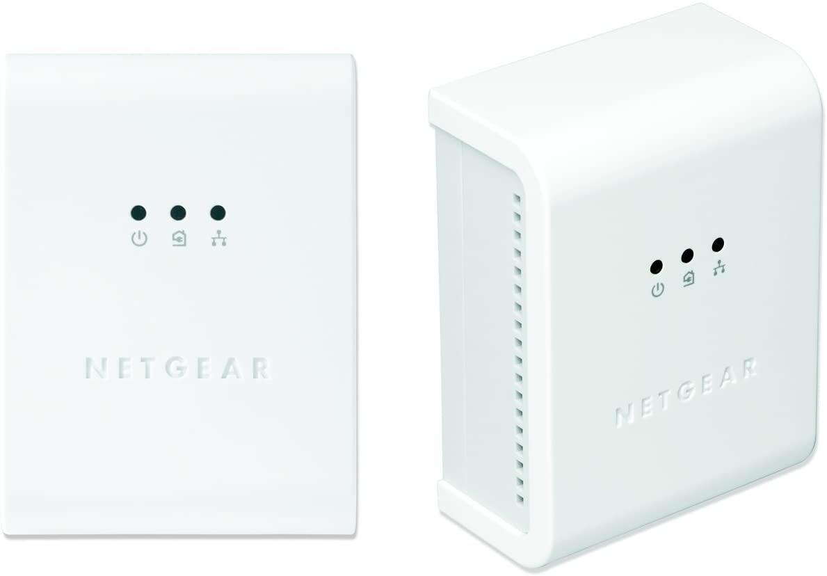NETGEAR XE103G-100NAS Powerline Ethernet Adapter