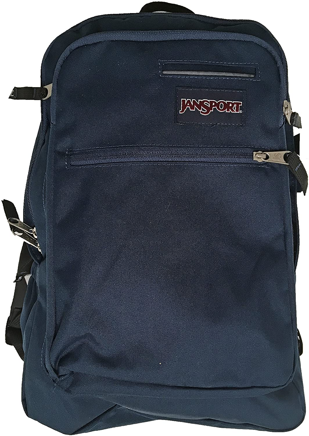 JANSPORT Insider Navy Digital Friendly Backpack with 15 inch Laptop Sleeve