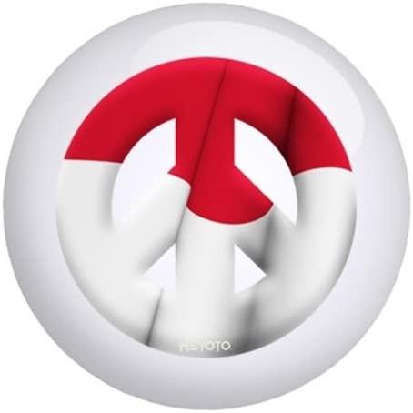 Monaco Meyoto Flag Bowling Ball