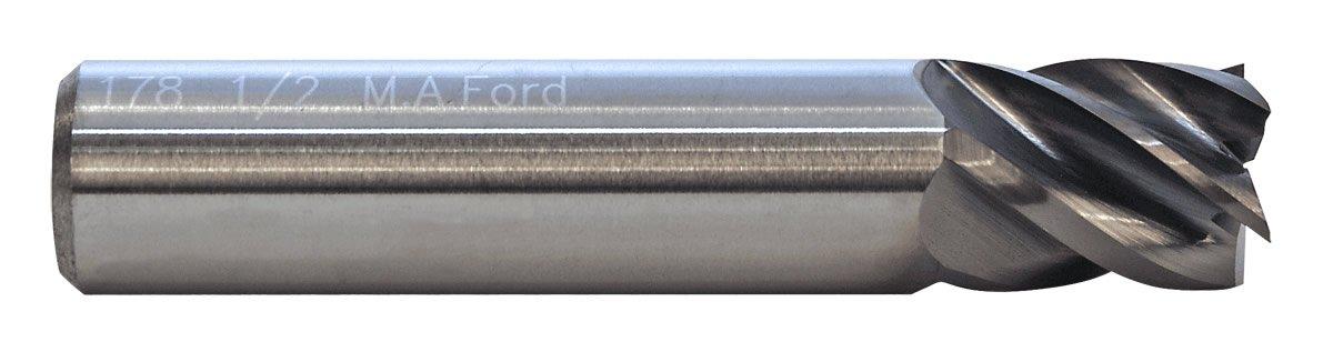 M.A. FORD 17862903A 16mm 5 Flute Altima Tuff Cut Square End Mill