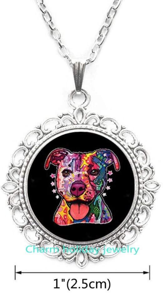 Dog Necklace-Mothers Day Dog Lover Gift-Dog Lover Gift-Dog Pendant-Dog Lover Jewelry-#250