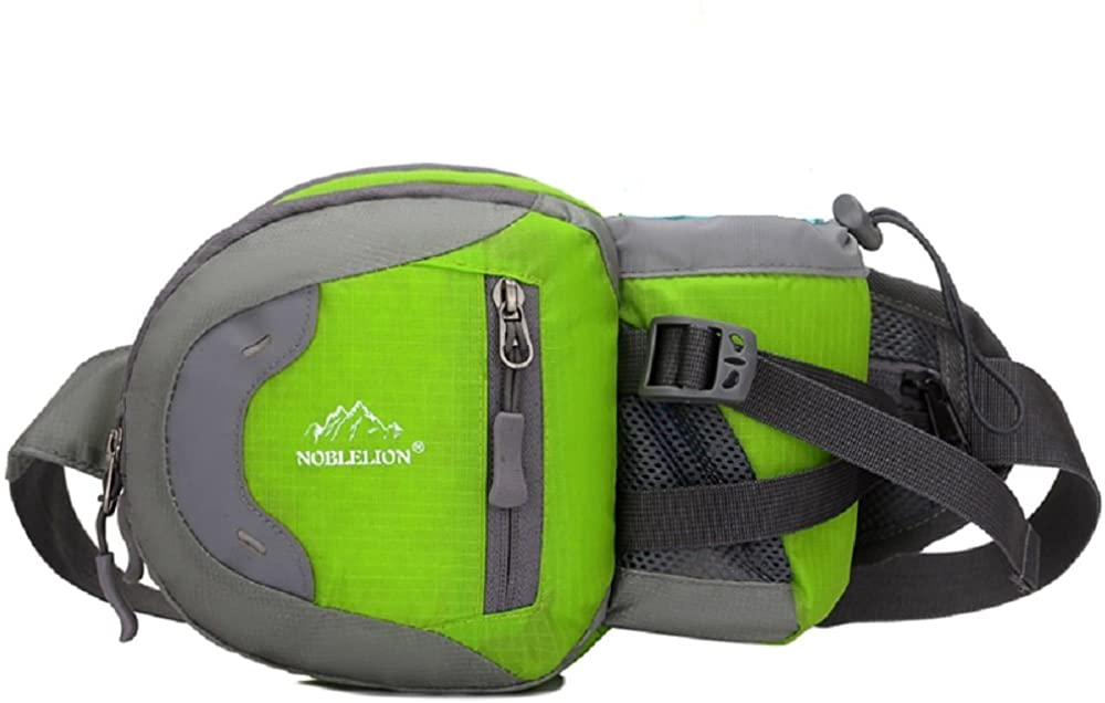 RF Sport Waterproof Waist Bag for Running Travel Outdoor Sports Unisex