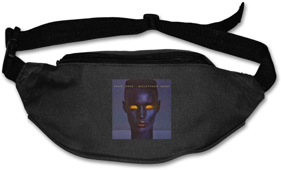 Ap.Room Running Belt Bag Grace Jones Durable and Beautiful, Simple and Unique