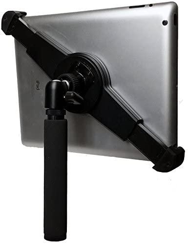 iShot G10 Pro iPad Universal Tablet Tripod Mount Adapter Holder + 8