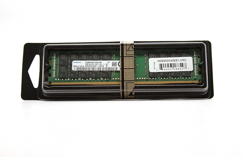 Samsung M393A2G40EB1-CRC 16GB X1 DDR4 2400Mhz ECC Registered CL17 2Rx4 1.2V 288-Pin RDIMM Server memory PC memory
