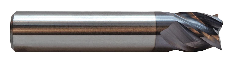 M.A. FORD 17731204A 5/16' 4 Flute .03'R Altima 5/16'F Tuff Cut Square End Mill