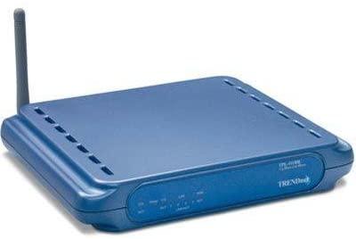 TRENDnet Wireless Powerline Router 125 (TPL-111BR)