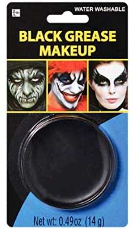 amscan Face Paint - Black Grease
