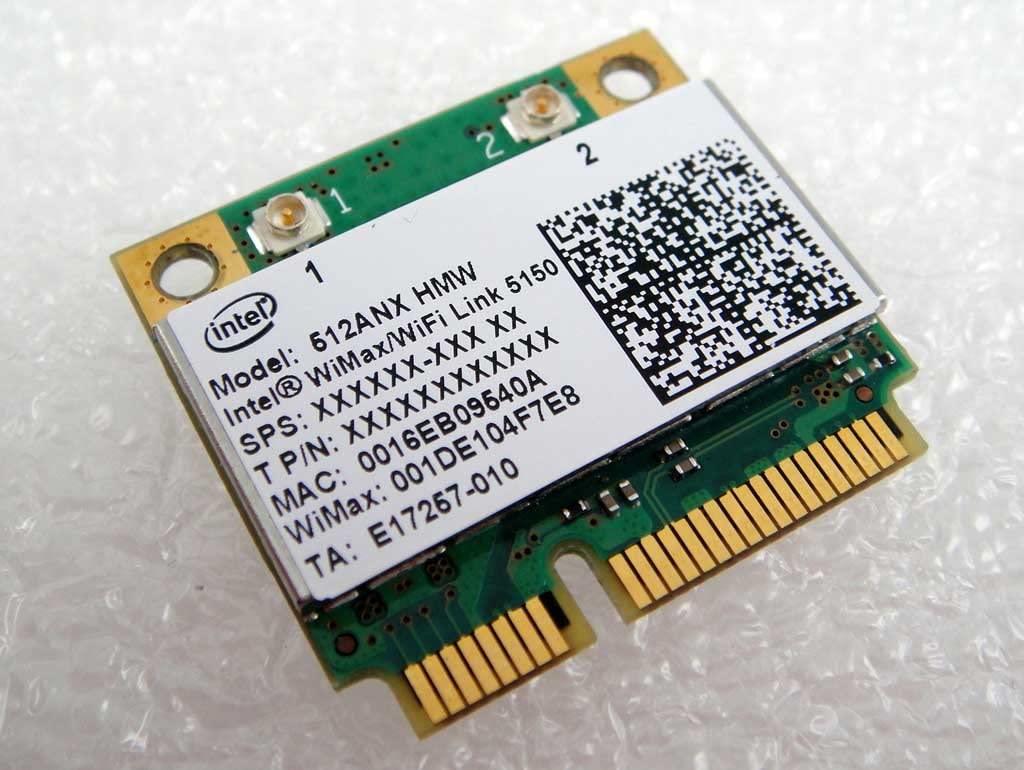 Intel Link 5150 512ANX_HMW Half Mini Pcie Wlan Wireless Card for Dell laptop K002F U436M
