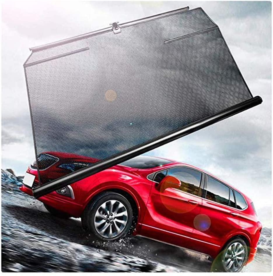 PSLER Car Side Window Sunshade Adjustable Lifting Sunscreen Mesh Free Telescopic Car Curtain Sun Shield for Volkswagen Sportsvan 2017-2019