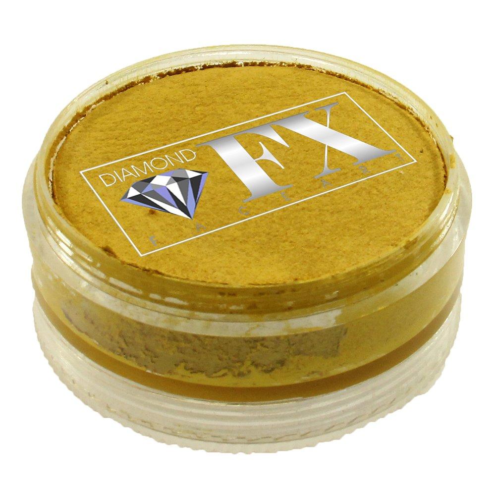 Diamond FX Metallic Face Paint - Gold (90 gm)