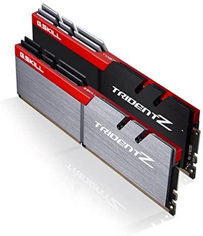 G.SKILL TridentZ Series 16GB (2 x 8GB) 288-Pin DDR4 SDRAM DDR4 3200 (PC4 25600) F4-3200C14D-16GTZ