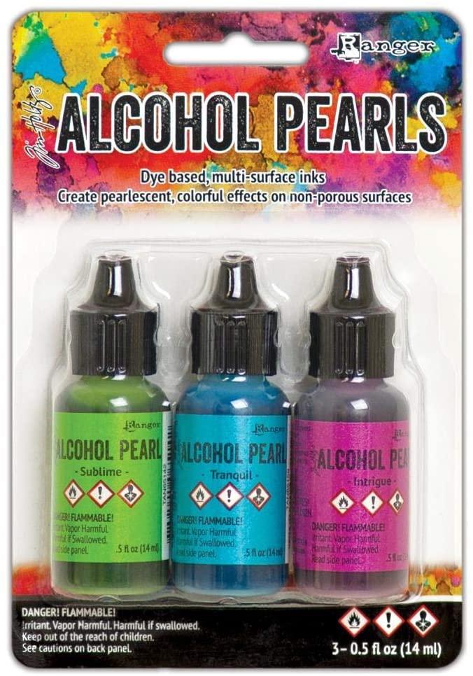 Ranger RGRTANK.65524 TH Alc Ink Pearls Kit #2