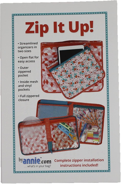 Patterns ByAnnie Zip It Up Pattern