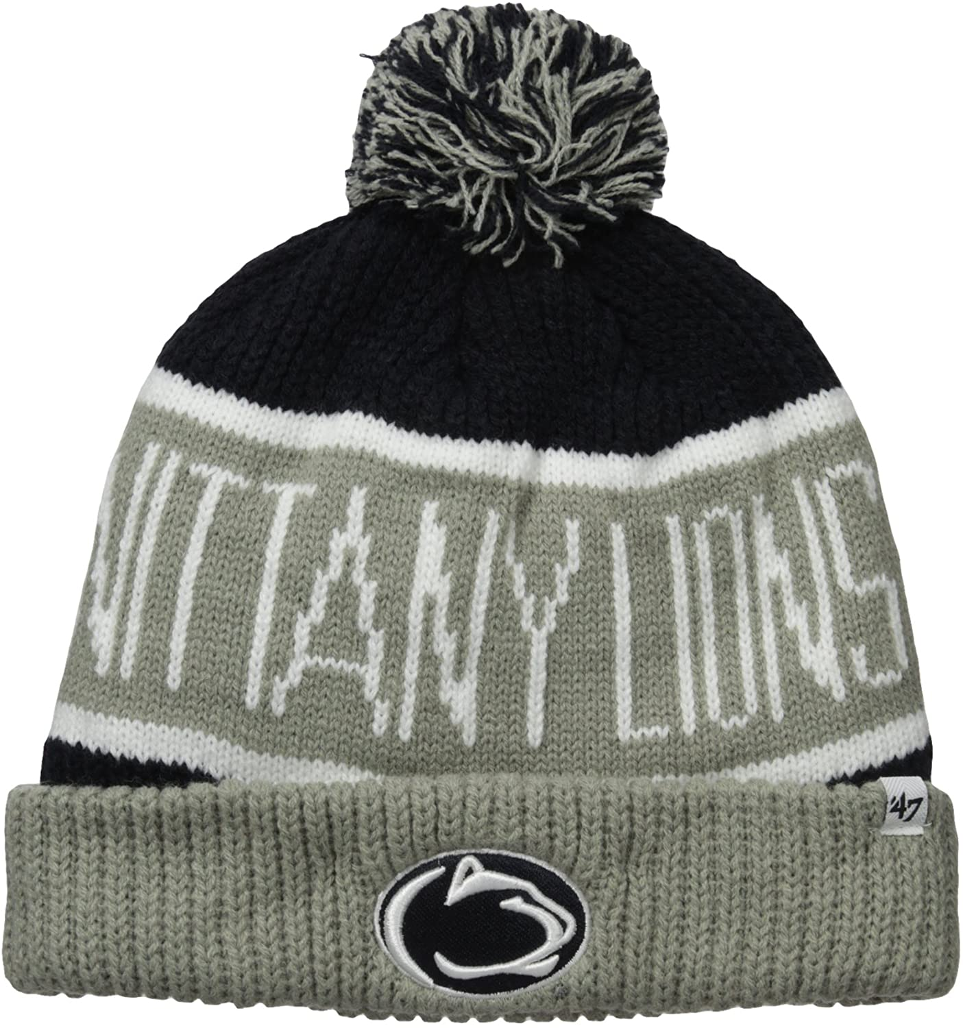 '47 NCAA Unisex-Adult Calgary Cuff Knit Hat