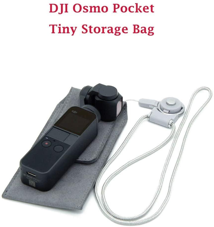 Osmo Pocket Handheld Gimbal Storage Bag Mini Carry Case Portable Handbag for DJI Osmo Pocket Handheld Gimbal Accessories