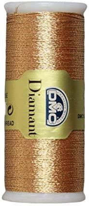 DMC Diamant Metallic Needlework Thread, 38.2-Yard, Copper