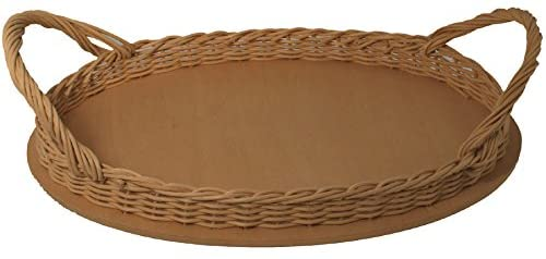 Serving Tray Basket Weaving Kit Size 8x12