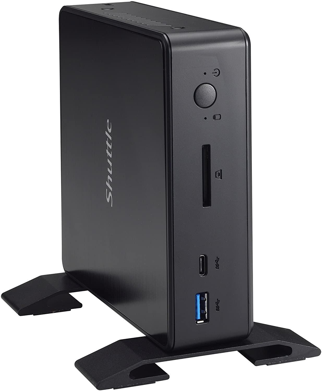 Shuttle Xpc Nano Nc03u5 Desktop Computer - Intel Core I5 (7th Gen) I5-7200u 2.50 Ghz Ddr4 Sdram - M