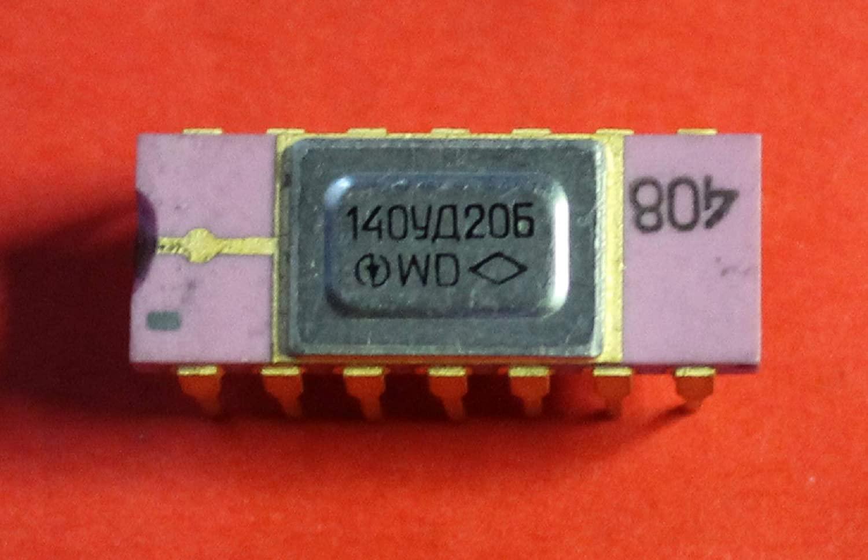 S.U.R. & R Tools 140UD20B analoge A747 IC/Microchip USSR 1 pcs