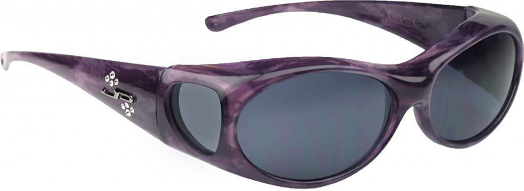 Jonathan Paul Fitovers Aurora Small Polarized Over Sunglasses
