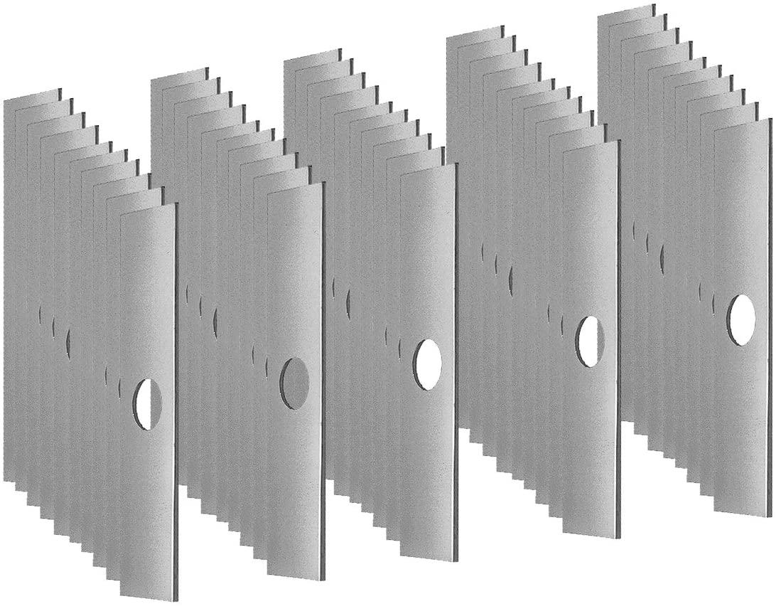 50 Pack - Rotary Edger Blade 7-11/16