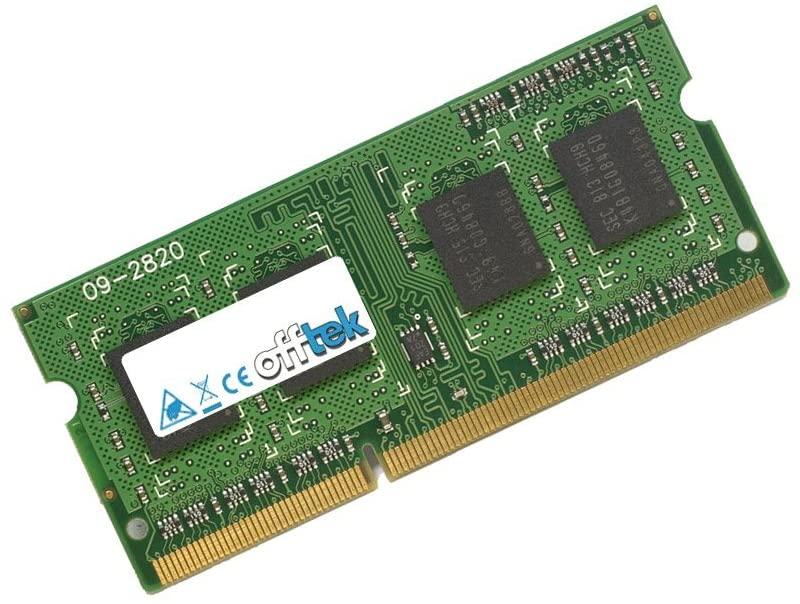 8GB RAM Memory for Toshiba Tecra R850-S8550 (DDR3-10600) - Laptop Memory Upgrade